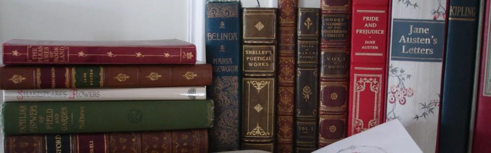 Bygone Books Blog